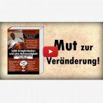 """Buchvorstellung // Mut zur Veränderung! – """"1000 Dringlichkeiten und eine Notwendigkeit"""" von Chouatat Dantse Rostand"""