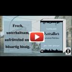 Isarsilber - Ein deutscher Polit-Krimi / Buchvorstellung // indayi edition