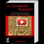 """Wie würde eine Welt aussehen, in der das 3. Reich nicht unterging? / """"Germania Komplott"""" von Manfred Wolf"""