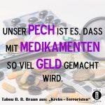 Reich durch Krankheit /Spruch des Tages 2. Januar 2020