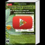 """Apotheke: Kräutergarten / """"Würz Dich gesund- gesund und geheilt und jung mit Kräutern und Gewürzen"""""""