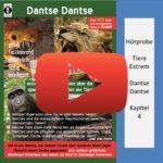 """Hörprobe """"Tiere Extrem"""" (Sammelband) von Dantse Dantse"""