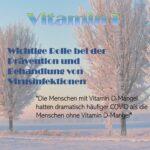 Dunkle Wintertage: Vitamin D nicht vergessen!