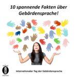 10 Spannende Fakten über die Gebärdensprache!