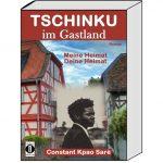 Pressemitteilung // Was ist Heimat? Ein neuer Roman über die Frage: Kann ein zugewanderter Afrikaner Deutschland seine Heimat nennen?