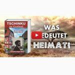 """Buchvorstellung // Was bedeutet Heimat? Bin ich Afrikaner oder Deutscher? – """"Tschinku im Gastland"""", der neue Roman von Constant Kpao Sarè"""