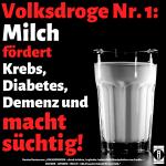 """Spruch des Tages 04. Juni 19: """"Volksdroge Nr. 1"""""""