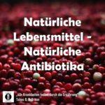 Natürliche Lebensmittel – Natürliche Antibiotika/ Spruch des Tages 28. Mai 2020